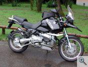 BMW R 1150 GS eredeti motorüléssel