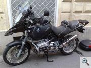 BMW R 1150 GS egyedi motorülés 1.