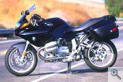 BMW R110s eredeti motorülés
